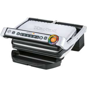 TEFAL GC702D Optigrill, Kontaktgrill, 2000 Watt SATURN