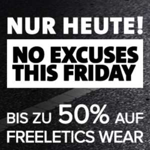 Freeletics Wear Black Friday bis zu 50%