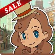 [Google Play] Layton's Mystery Journey: Katrielle und die Verschwörung der Millionäre