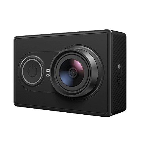 @Amazon YI 2K Action Kamera Full HD 1080p/60fps Sports Camera mit 2.4G WIFI und Bluetooth 4.0 - Schwarz 39,99 Eur