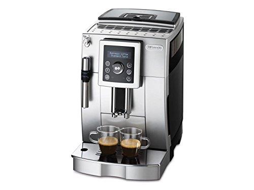 Kaffeevollautomat DeLonghi ECAM 23.420 silber-schwarz (Amazon)