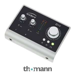 Audient iD14 USB-Audiointerface für 169 € bei Thomann