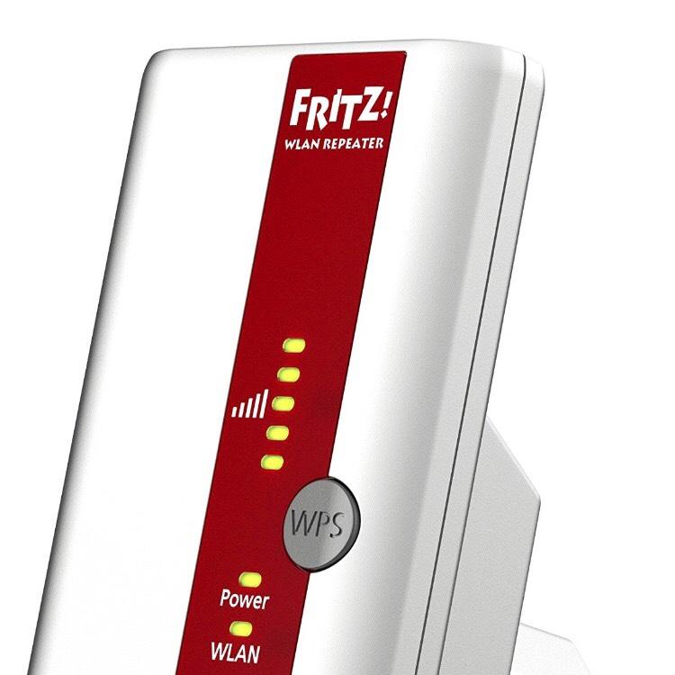 [Amazon] AVM FRITZ!WLAN Repeater 310 (300 Mbit/s, WPS), weiß, deutschsprachige Version