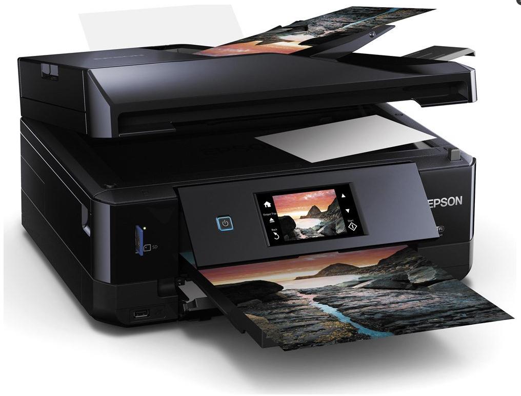 Epson Multifunktions- und Fotodrucker, z.B. XP-860 für 123,67 inkl. Versand