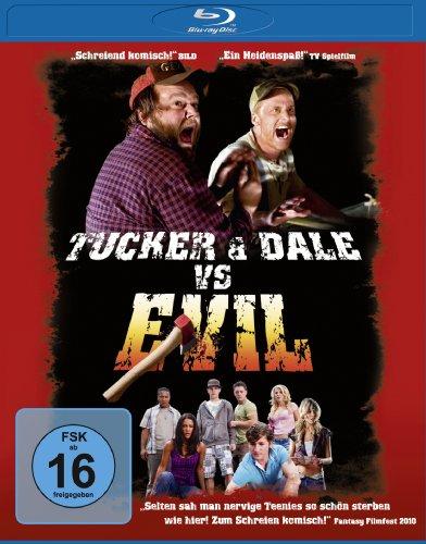 Tucker & Dale vs. Evil [Blu-ray] [Amazon Prime]