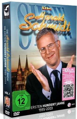 Harald Schmidt Show - Die ersten 100 Jahre: 1995-2003 7 DVD'S für 18,97€ bei Amazon!