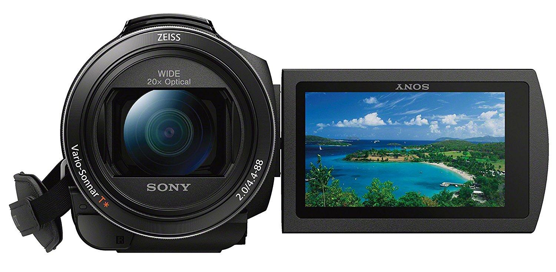 [Amazon IT] Sony FDR-AX53 Videocamera Handycam 4K Ultra HD Schwarz