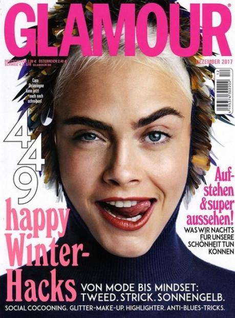 [LESERSERVICE | Blackfriday] Glamour Jahresabonnement für 24,60€ mit 25€ Bestchoice Universalgutschein