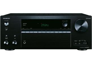 Onkyo TX-NR676E (7.2 Kanal, Dolby Atmos, WLAN, 9 x 165W, Schwarz)