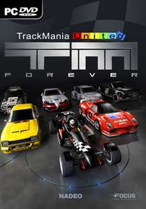 TrackMania: United Forever (PC - Downloadversion) -66 % bei Maniaplanet