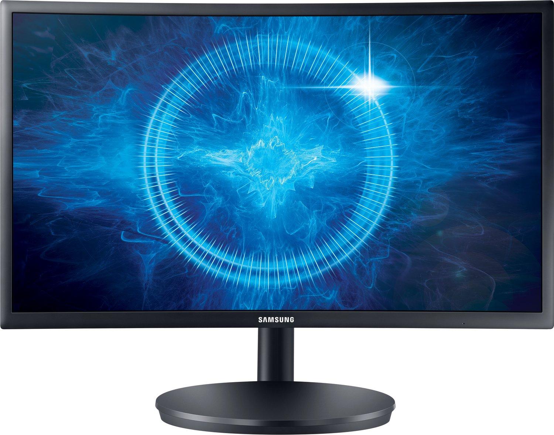 [NBB] Samsung LC24FG70FQUXEN 59,8 cm (24 Zoll) Curved LED Monitor (HDMI, 1ms Reaktionszeit) schwarz