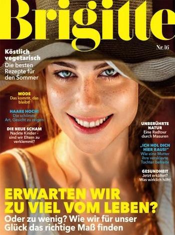 [LESERSERVICE | Blackfriday] Brigitte 13 Monate für 91€ mit 90€ Amazon.de Gutschein als Prämie