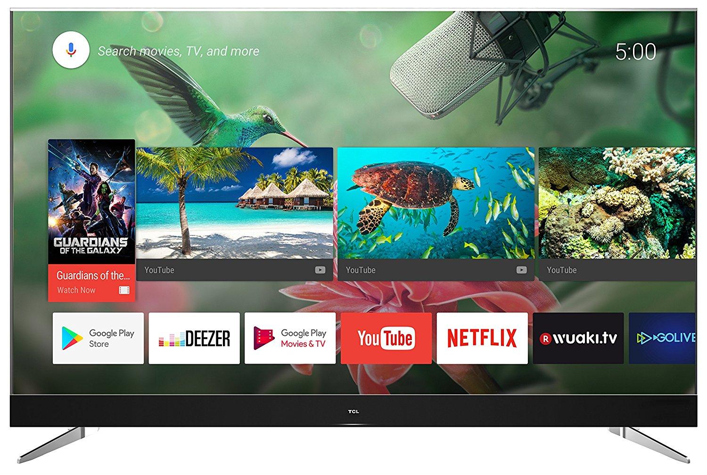 [OTTO] TCL U49C7006 124 cm (49 Zoll) Fernseher (4K, HDR10, Triple Tuner, Android TV) + Google Home Mini kostenlos für Neukunden