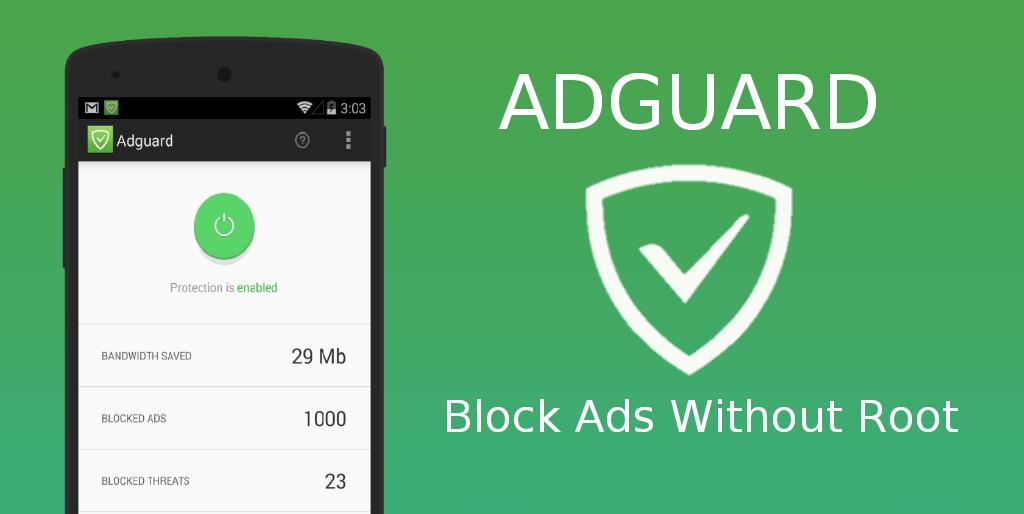 AdGuard Werbeblocker BF Sale - 50% auf alles!
