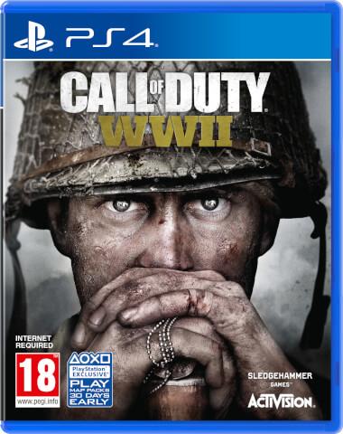 Call of Duty WWII (PS4) für 46.99€ inkl. Versand