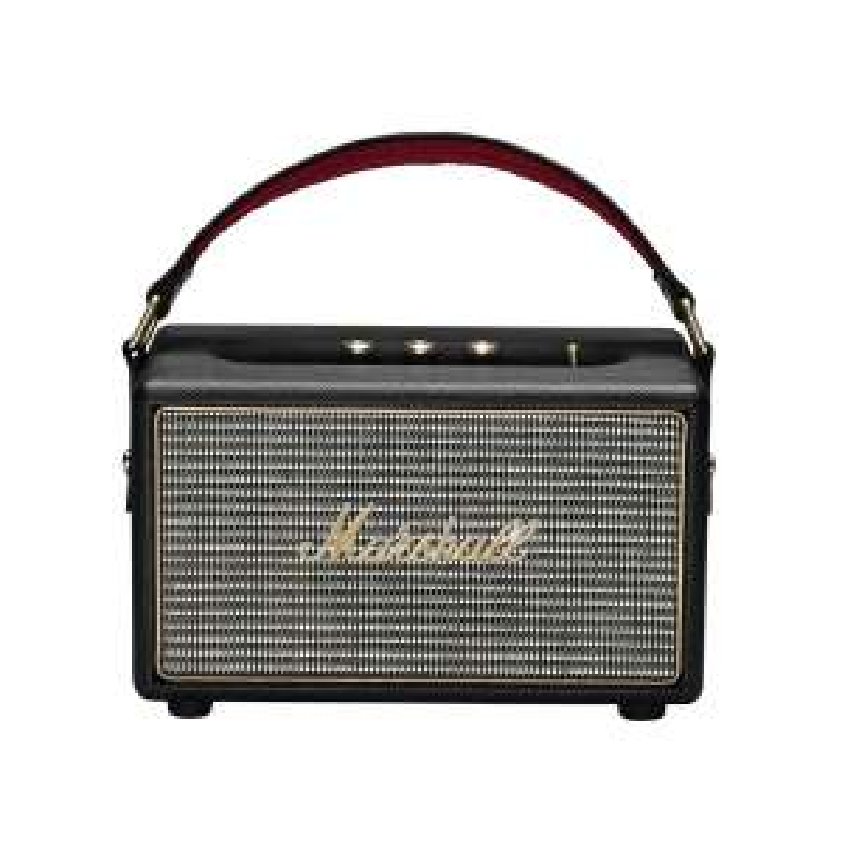 [NBB oder Amazon] Marshall Kilburn portabler Bluetooth Lautsprecher ( Akkulaufzeit 20 h, Line-In 3,5mm Klinke ,70 Watt Nennbelastung) - neuer Idealo Bestpreis