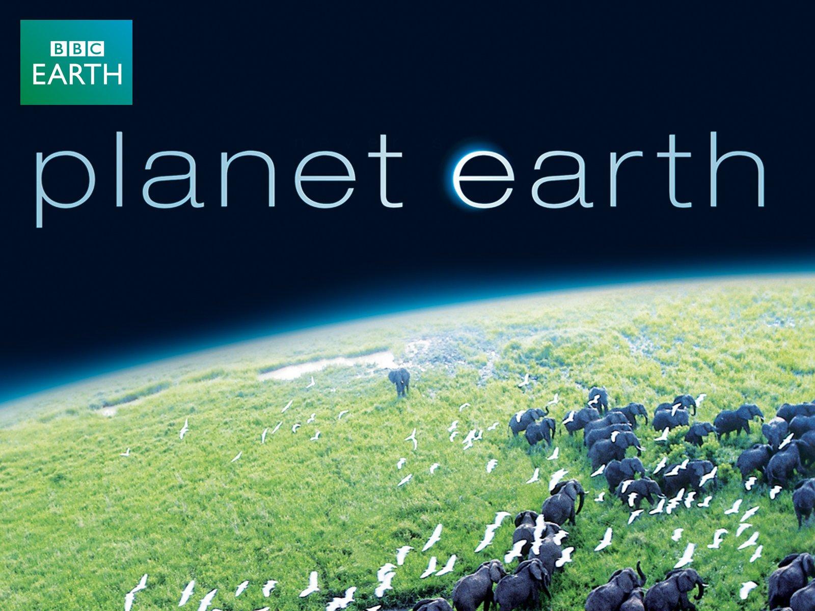 Gratis Dokuserie - Planet Erde komplett [archive.org]