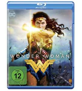 Wonder Woman Blu-ray 2D [Media Markt Centrum Gallerie Dresden]