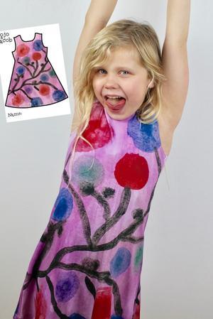 [JOJOJACOB] T-Shirt und Kleider mit eigenem Design für Kinder