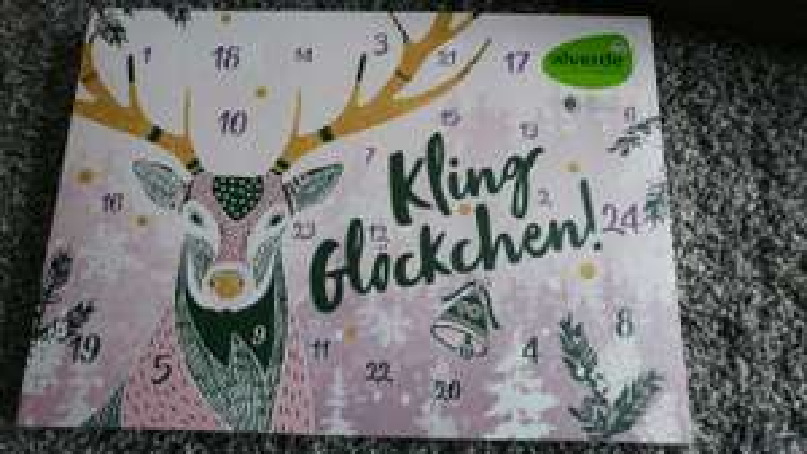 dm Amberg - Diverse Adventskalender reduziert - Alverde 10€/Saubär 6€