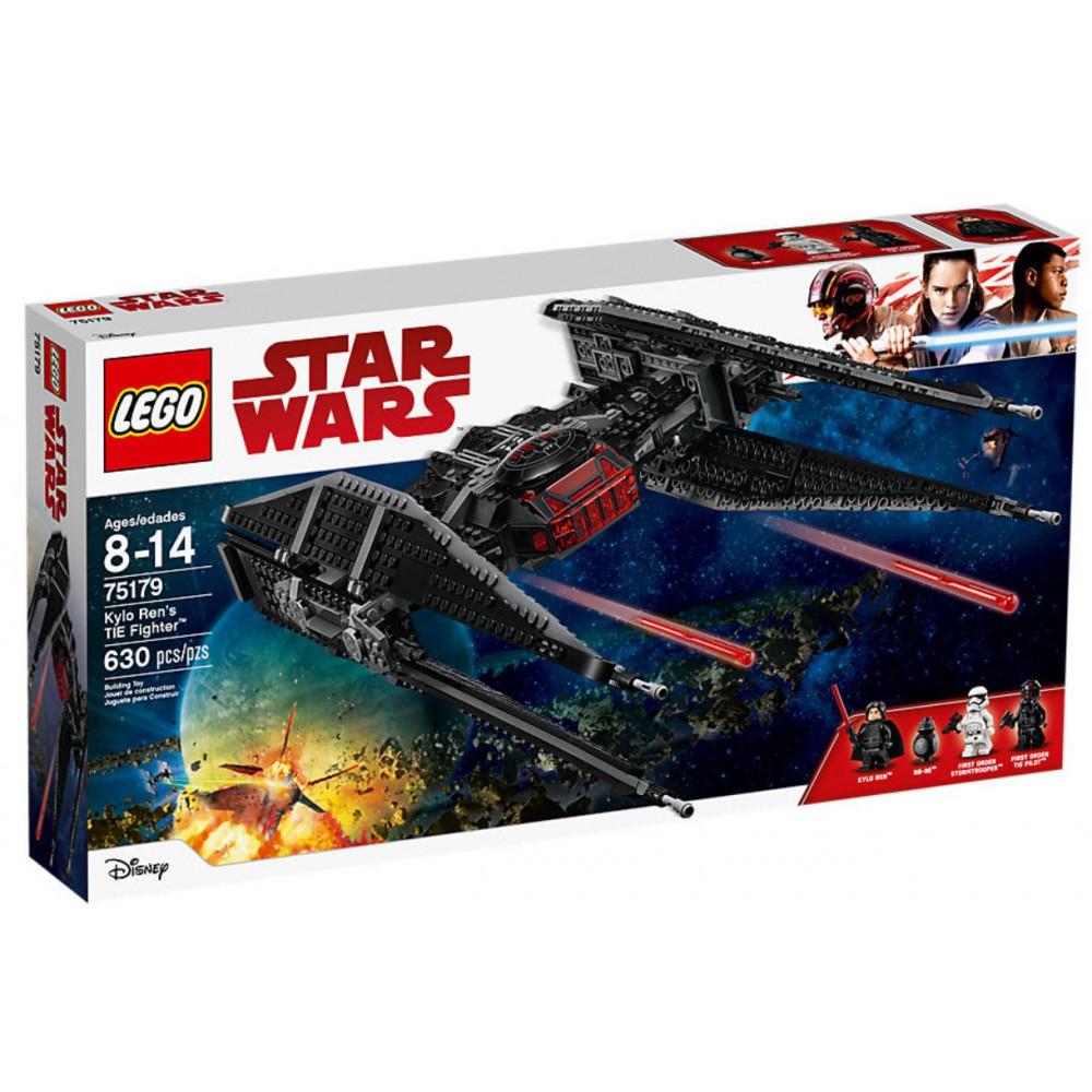 [Müller Black Friday] Lego Star Wars 75179 Kylo Ren's Tie Fighter für 44,79€ oder 75185 Tracker I für 38,39€