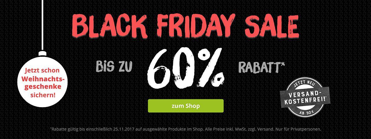 Black Friday Sale bei PosterXXL - Bis zu 60% Rabatt (Ab 50€ -> VSK-Frei !)