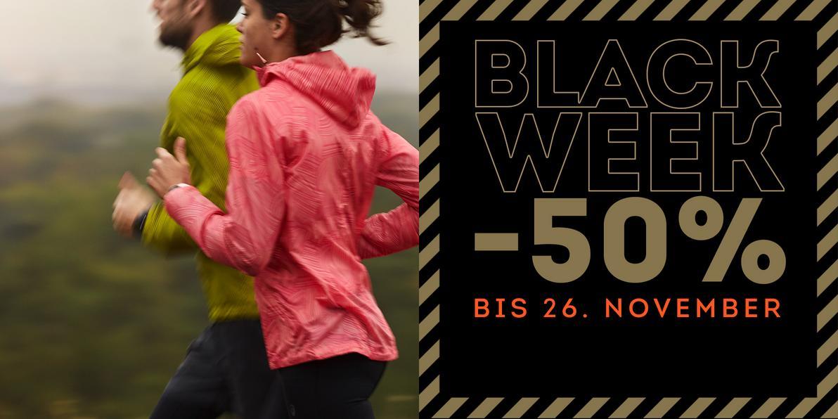 BLACK WEEK Sportscheck, über 2700 Produkte - 50 % + 15% On Top (teilweise über 80 %)