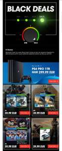 Gamestop Black Friday Online & Lokal: PS4 Pro für 299€, Destiny 2 & South Park Deluxe Edition 39,99€, Assassin's Creed Origins Deluxe Edition 49,99€