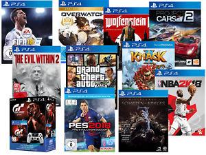Sony Playstation 4 / PS 4 Games nach Wahl [eBay plus]