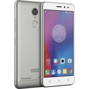 [ebay plus] Lenovo K6 5 Zoll DUAL-SIM LTE 16GB 13 MP Android 7,0 Smartphone silber 99,90€
