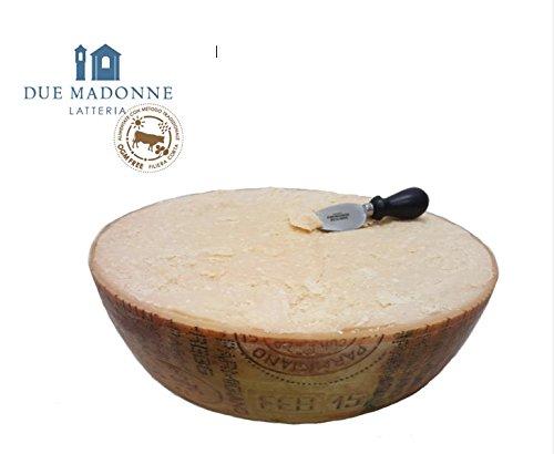 [Amazon IT] Parmigiano Reggiano D.O.P. 32+ Monate gereift etwa 19kg inkl. Käsemesser