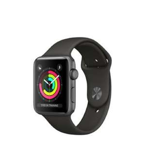 Apple Watch Series 3 42mm Grau