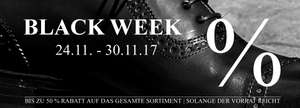 Langer & Messmer Black Week bis zu 50% Rabatt