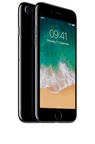 iPhone 7 mit Tarif O2 Free M mit 10 GB
