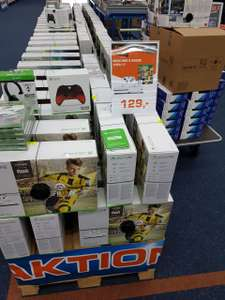 [Lokal HH Saturn Mö] X Box One S Fifa 17 Bundle