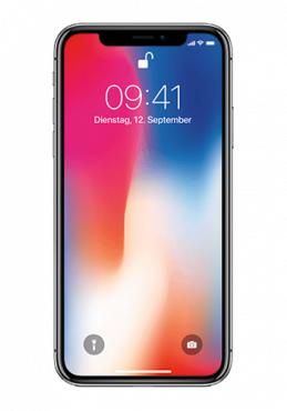 Telekom MagentaMobil L mit iPhone X (MagentaEins, Handyflash)