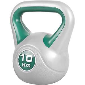 [amazon] GORILLA SPORTS Kettlebell Fitness-Kugelhantel 10kg