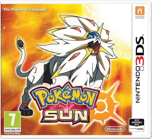 Pokemon Sonne (3DS) für 22,95€ (Coolshop)