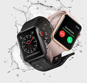 (Apple Store) Apple Watch Series 1 + 25€ Geschenkkarte