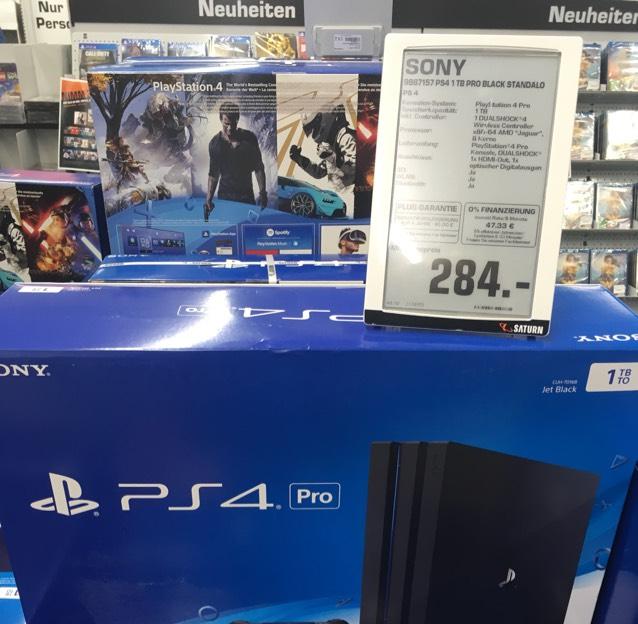 PS4 Pro SATURN BIELEFELD
