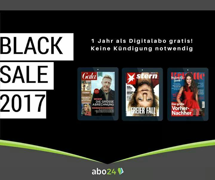 Abo 24 - diverse e paper Abos - gratis und selbstendend