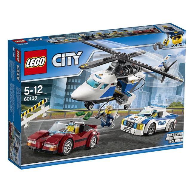 LEGO City 60138 und LEGO NINJAGO 70623 [ebay WOW und Plus]