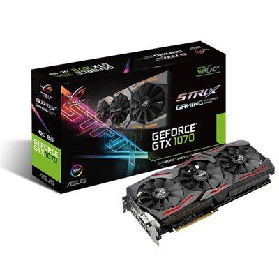 ASUS GeForce GTX1070 STRIX Gaming 8GB