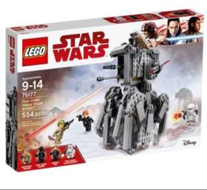 LEGO Star Wars - 75177 First Order Heavy Scout Walker