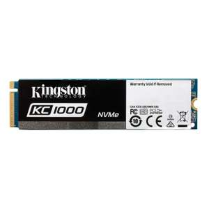 [NBB] 240GB NVMe M.2 Kingston KC1000 SSD