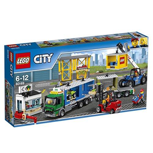 Lego 60169 Frachtterminal für 43,99€