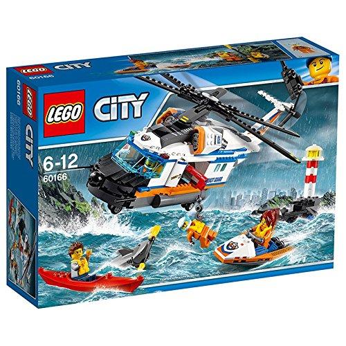 Lego 60166 - Seenot-Rettungshubschrauber für 29,59€