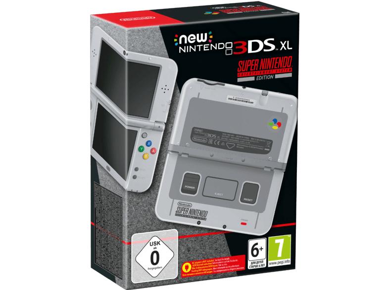 NINTENDO New Nintendo 3DS XL SNES Edition *Update* bei eBay nun für 149€