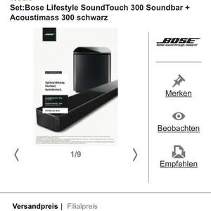 Soundtouch 300 bundle