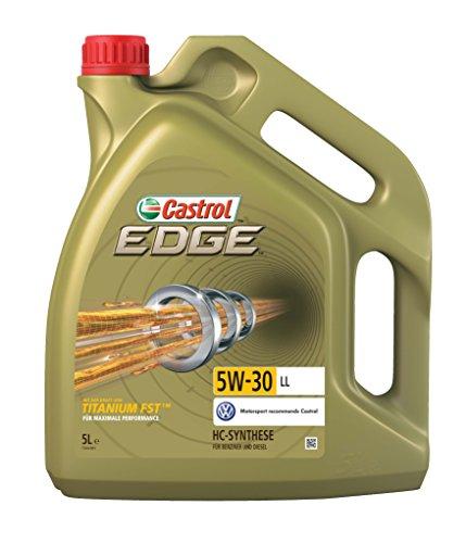 [Amazon.de] Castrol 15669E EDGE Motoröl 5W-30 LL, 5L